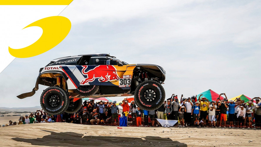 Peugeot 3008 DKR Maxi, la dominatrice della Dakar