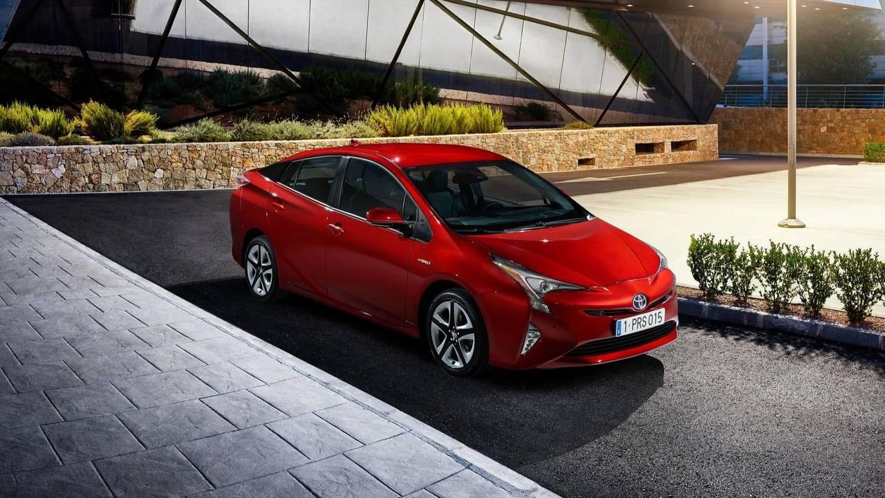 3 - Toyota Prius
