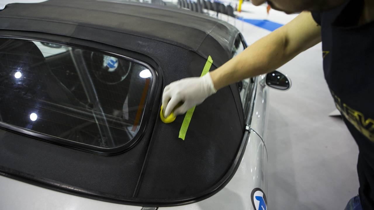 Car Detailing al Salone VO