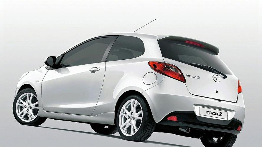 Sporty Mazda2 3-door to be shown at Geneva