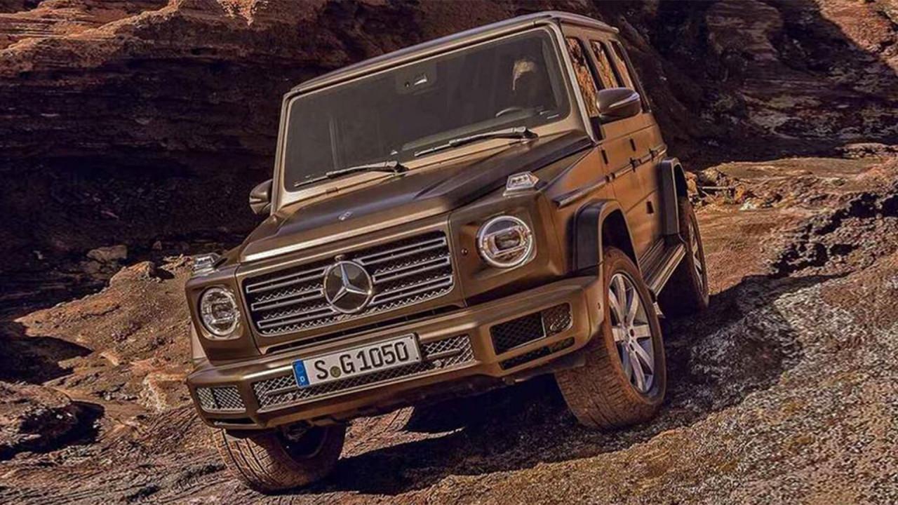 [Copertina] - Nuova Mercedes Classe G, in rete le prime foto