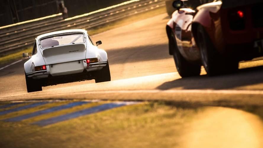 Porsche Classic Race Le Mans - 70 Porsche historiques sur le circuit du Mans