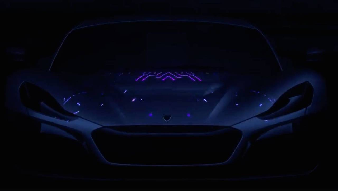Rimac Hypercar Teaser