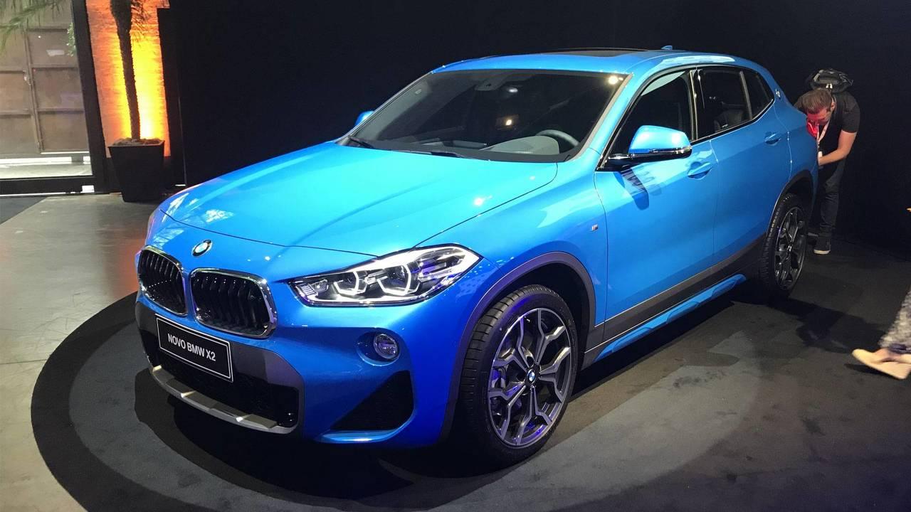 BMW X Day - BMW X2