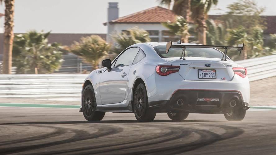 Palm Springs Subaru >> 2018 Subaru BRZ tS First Drive: More Than Just A Wing