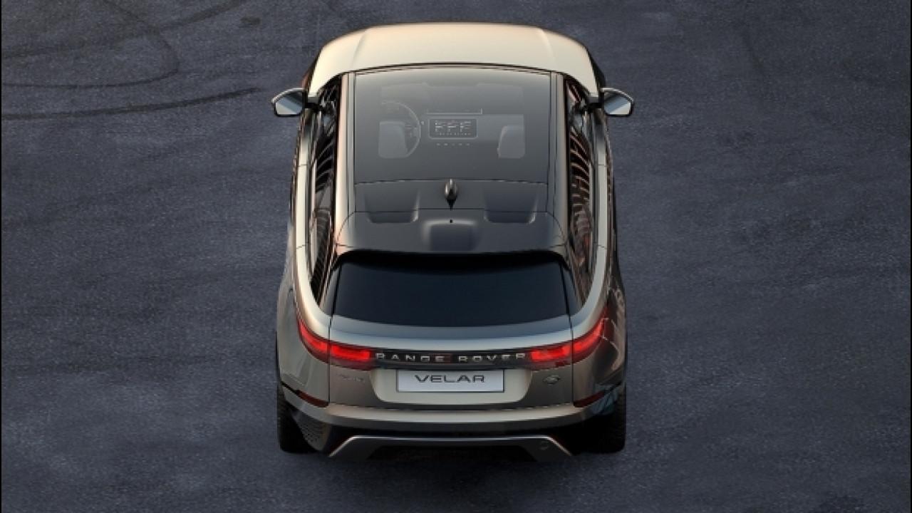 [Copertina] - Range Rover Velar, il passato ritorna al futuro