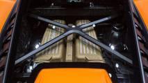 10 Cylinders- Lamborghini 5.2-liter V10