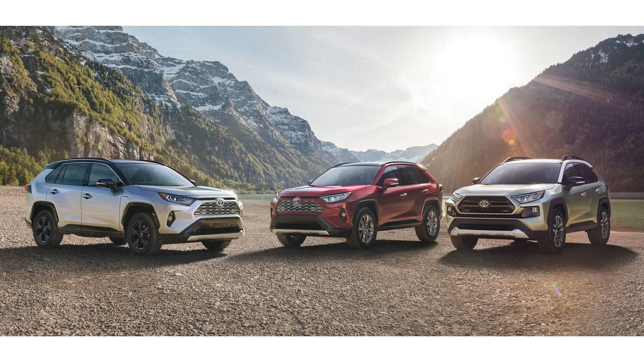 Toyota Rav4 Dimensions >> 9 Things To Know About The 2019 Toyota RAV4