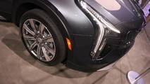 2019 Cadillac XT4 at the 2018 New York Auto Show
