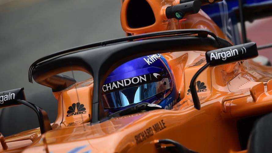 "Alonso: ""No veo ningún motivo para no ser competitivos este año"""