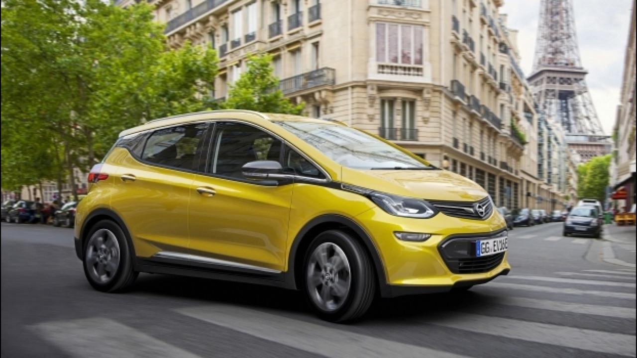 [Copertina] - Opel Ampera-e, la