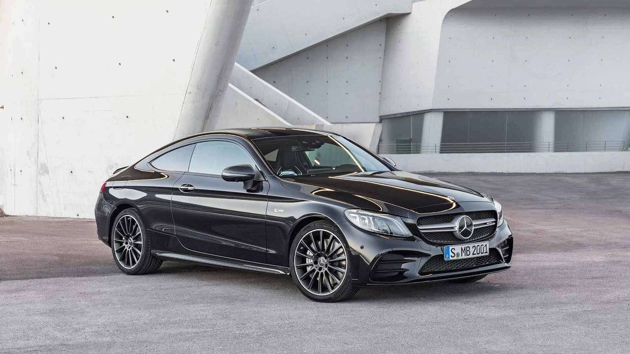 Mercedes-Benz Classe C Coupe 2019