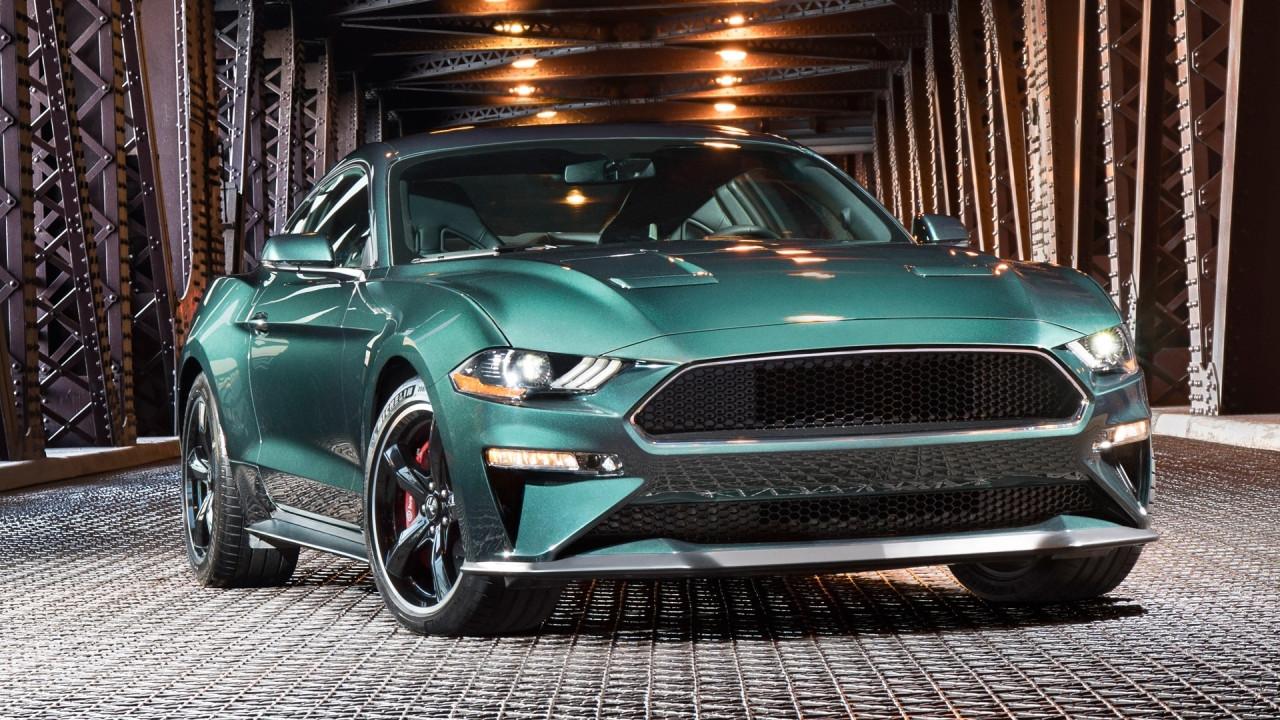 [Copertina] - Ford Mustang Bullit, serie speciale per i 50 anni del film
