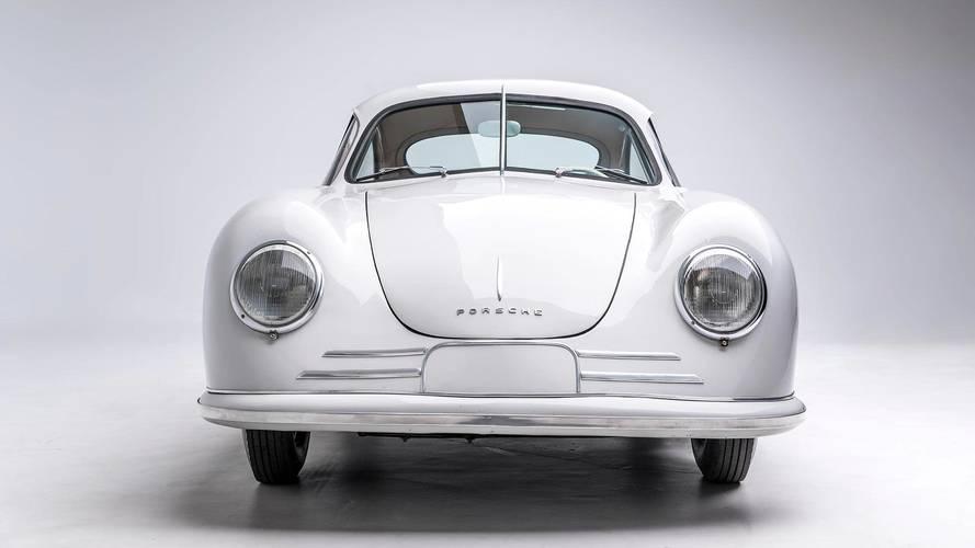 1949 Porsche 356-2 Gmund Coupe