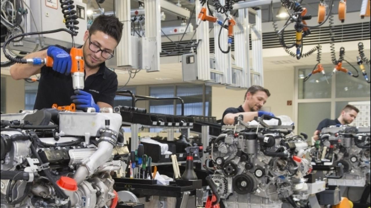 [Copertina] - Mercedes e smart, bonus di 5.400 euro ai dipendenti (tedeschi)