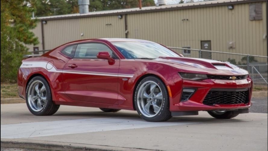 """Chevrolet Camaro da 811 CV, ancora più """"muscle"""""""
