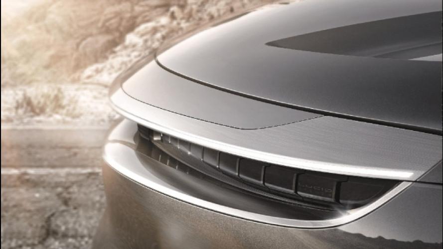 Lucid Motors, l'anti Tesla da 900 CV