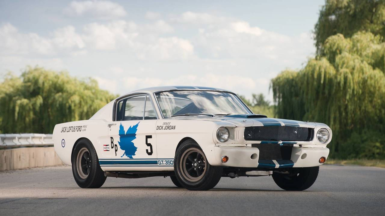 5. 1965 Shelby GT 350 R - $990,000
