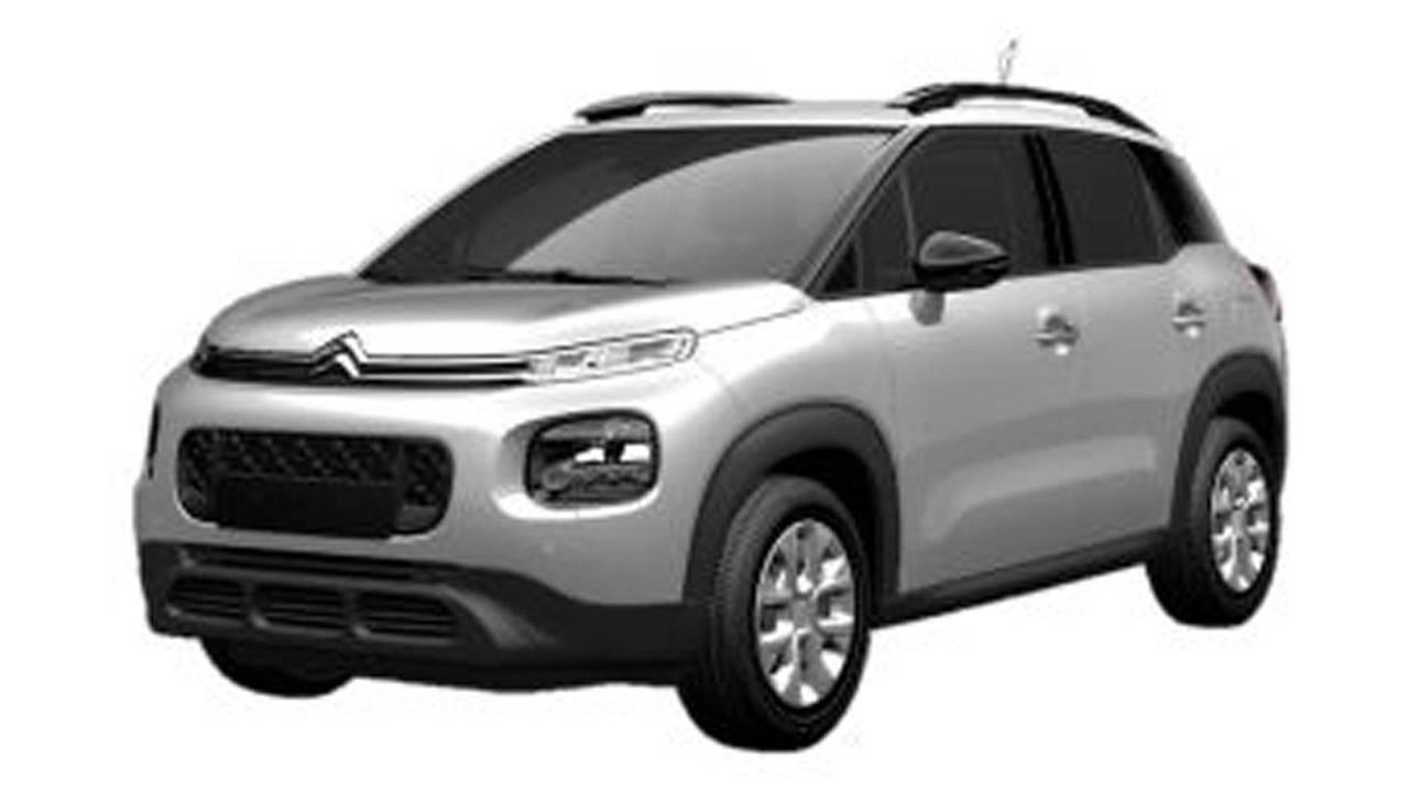Citroën  Aircross - INPI