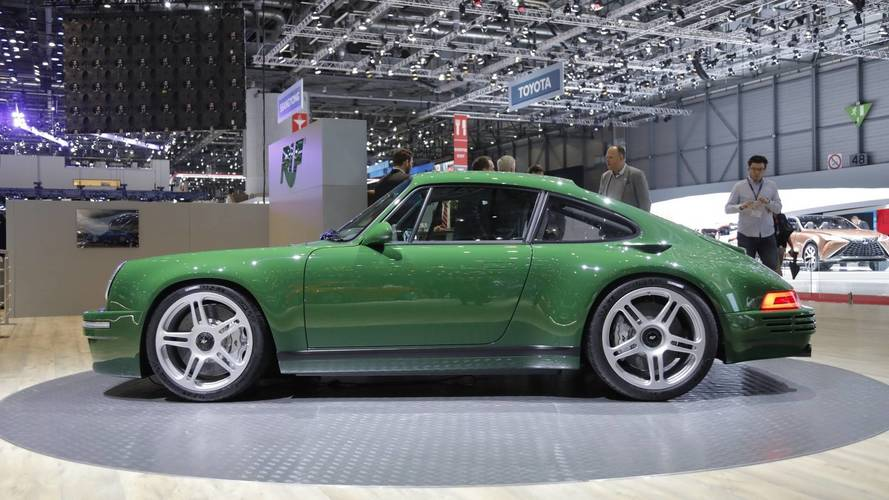 Ruf SCR Rocks Geneva With Retro Porsche Look And 503 HP