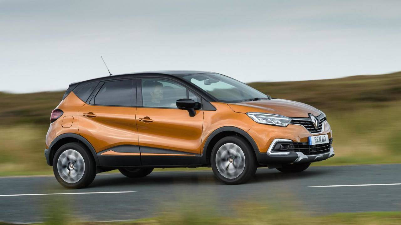 2- Renault Captur