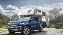 Die X-Klasse als Campingmobil