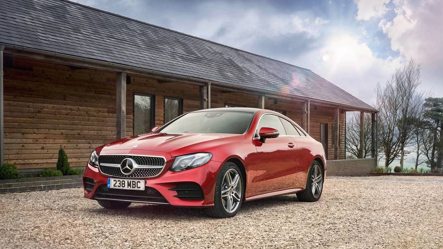 Mercedes E-Class gets new high-power hybrid engines