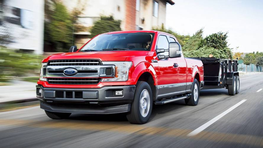 2018 Ford F-150 Power Stroke Diesel Returns 30 MPG Highway