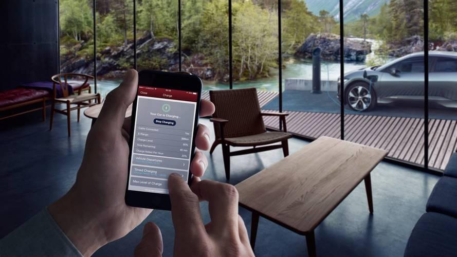 Jaguar I-Pace, la tecnologia che semplifica la vita