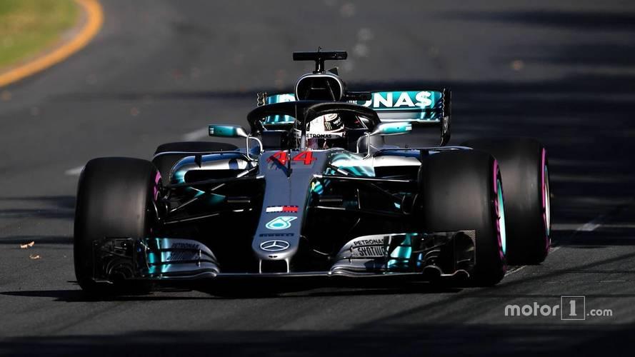 2018 F1 Australian GP: Hamilton Storms To Pole As Bottas Crashes
