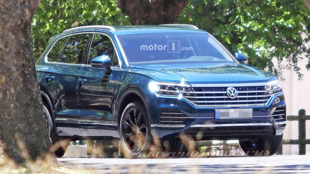 [Copertina] - Nuova Volkswagen Touareg, le foto senza camuffature