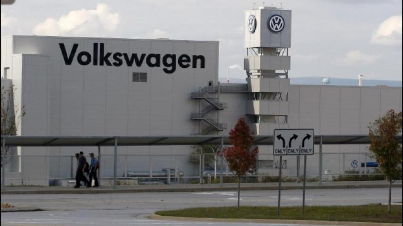 [Copertina] - Volkswagen, la produzione di Golf e Passat torna regolare