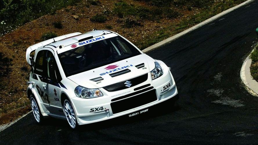 Suzuki Geared Up For First Full WRC Season