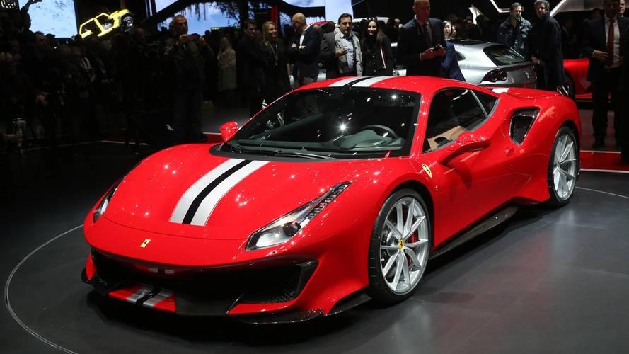 Ferrari 488 Pista: de 0 a 100 km/h en 2,26 segundos, en vídeo