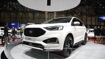 Ford Edge ST Line at the 2018 Geneva Motor Show