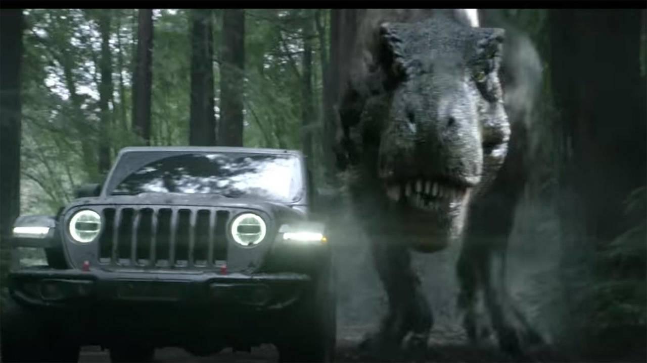 Jeep Wrangler Super Bowl Ad