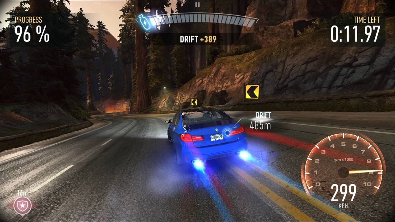 BMW M5 In Need For Speed No Limits | Motor1 com Photos