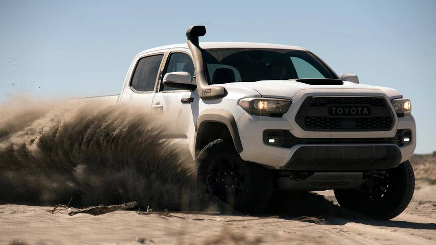 2019 Toyota Tacoma TRD Pro Deal Brings Close To $6,000 In Savings