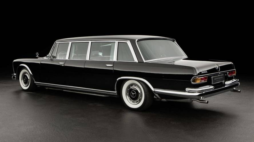 Forget About The New Pullman, We'd Rather Have This 1969 Model