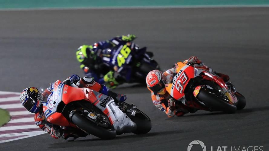 Las mejores fotos del GP de Qatar 2018