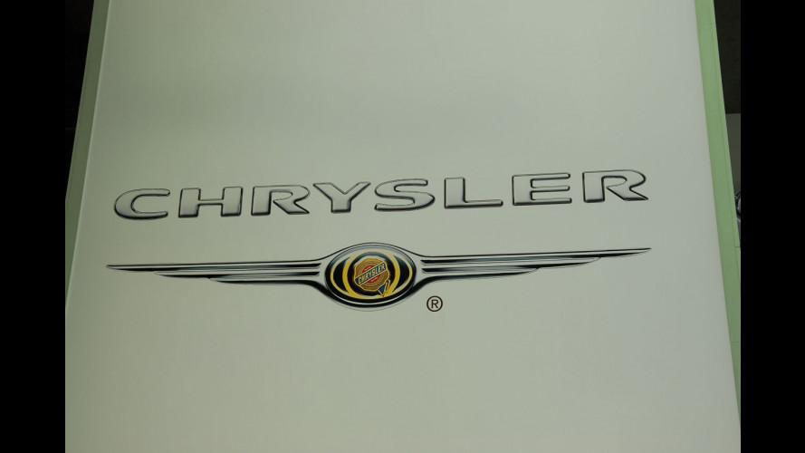 Chrysler al Motor Show 2008