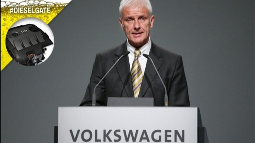 Dieselgate Volkswagen, negli USA c'è l'accordo