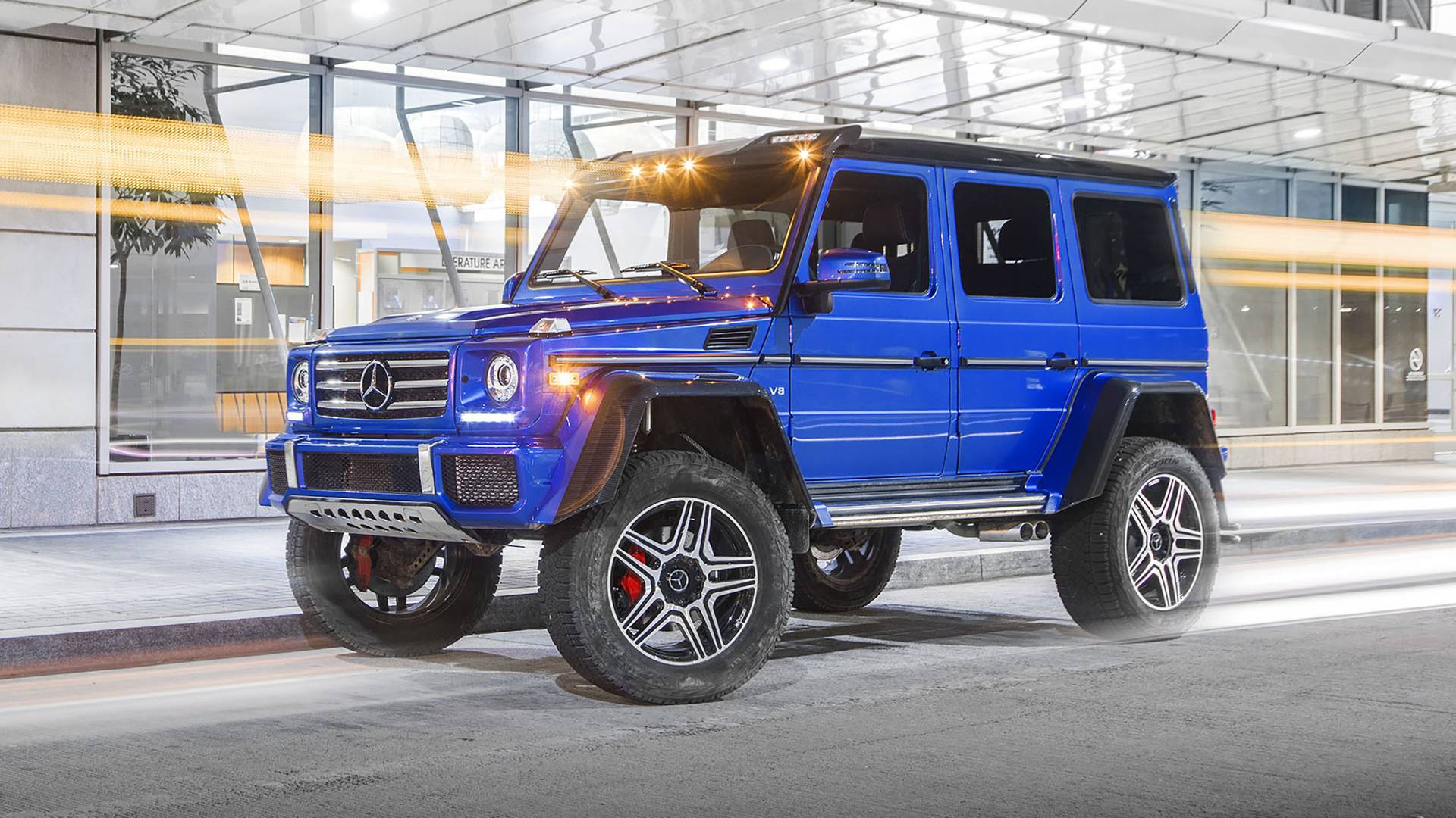 2017 Mercedes Benz G550 4x4 Review Size Queen