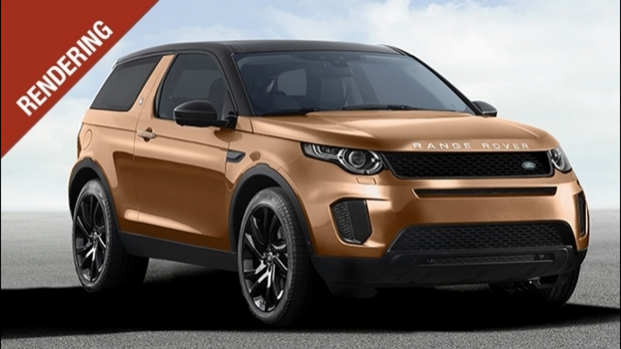[Copertina] - Range Rover, baby Evoque in arrivo?
