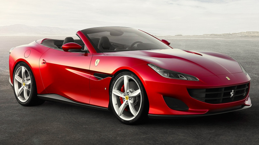 Ferrari Portofino, con 600 CV dice addio alla California
