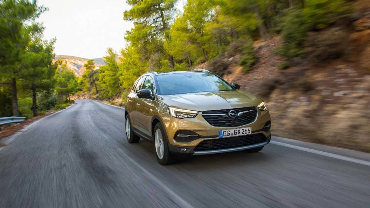 Opel Grandland X 2018 Ultimate