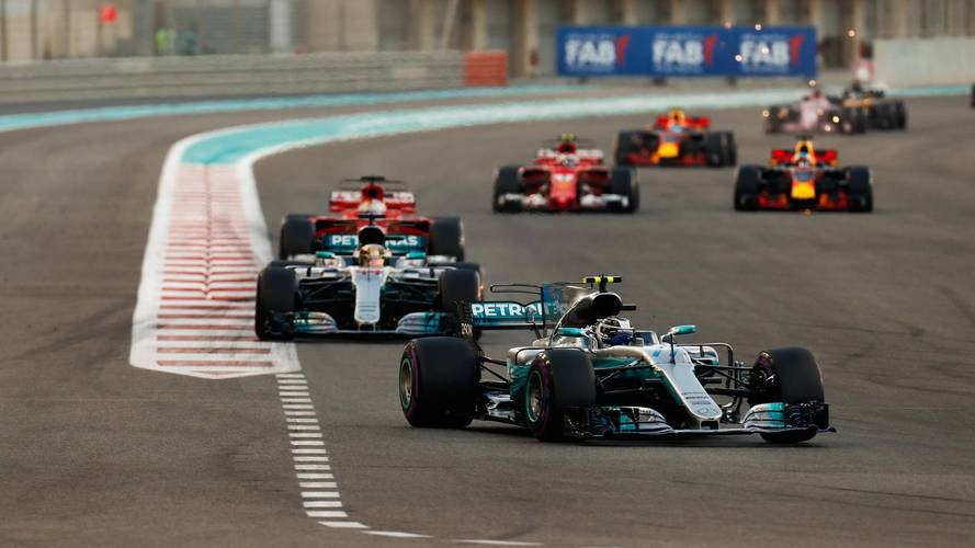 Yas Marina Circuit Not Suited For F1 Cars - Hamilton