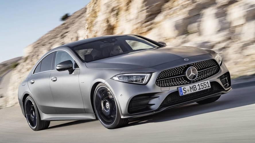 Üçüncü nesil Mercedes CLS Türkiye'de