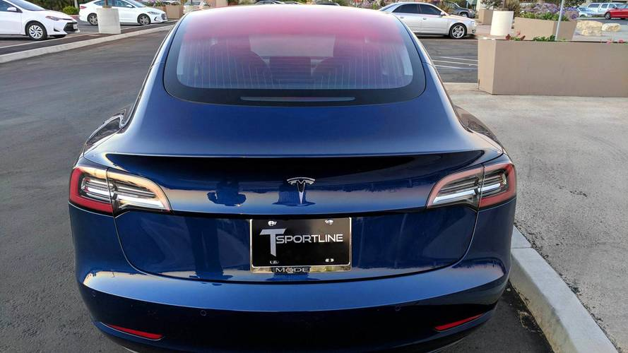 Essai Tesla Model 3 2018