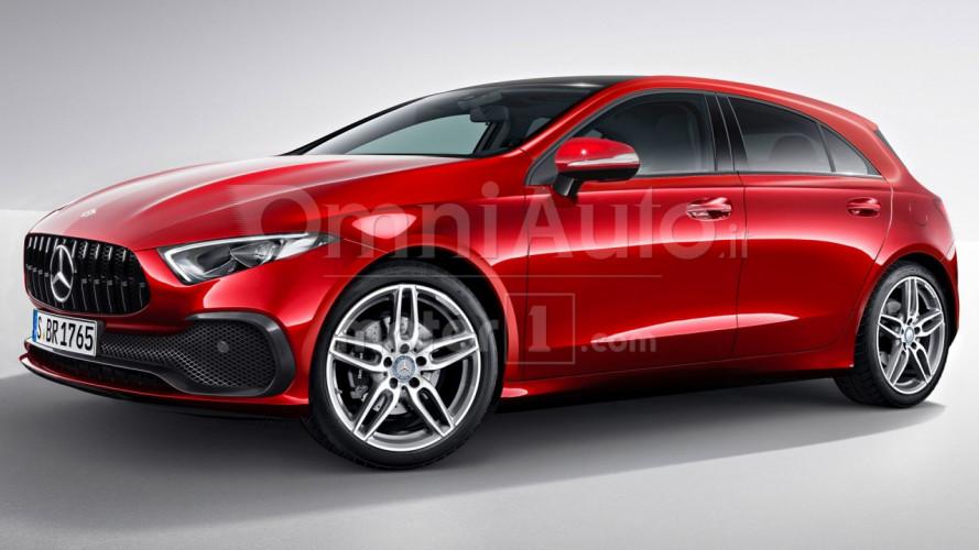Nuova Mercedes Classe A, fra le novità anche la guida assistita